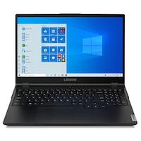"""Lenovo Legion 5i 15.6"""" FHD i7 10750H 16GB 512GB M.2 SSD nV GTX1660Ti-6 Gaming Notebook Fekete"""