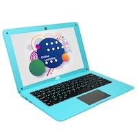 "Детски лаптоп SMART TabbyBoo NetBook, Quad Core, 10.1"", 1.8 GHz, 32GB Памет, 2GB RAM, DDR3, Android 7, Син"