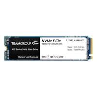 Solid State Drive (SSD) Team Group MP33, M.2 2280 128GB PCI-e 3.0 x4 NVMe