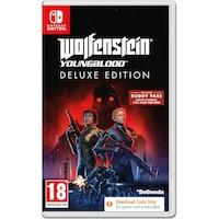 Wolfenstein Youngblood Deluxe Edition (code In A Box) Nintendo Switch Játékszoftver