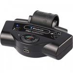 SilverHome Kormányra szerelhető Bluetooth autós kihangosító készlet szivargyújtó töltővel