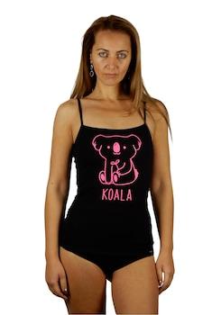 Komplett,Fekete,(koala)Barones,L