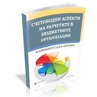 Счетоводни аспекти на разчетите в бюджетните организации - вземания и задължения