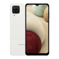 Смартфон Samsung Galaxy A12, 4GB RAM, 128GB, Dual SIM, White