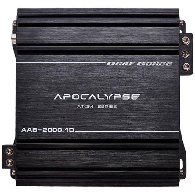 Fotografie Amplificator Auto Deaf Bonce Apocalypse AAB 2000.1D ATOM, monobloc, 2000W