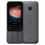 Мобилен телефон Nokia 6300, Dual SIM, 4GB, 4G, Black