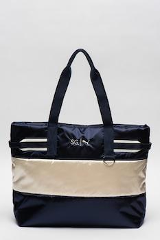 Puma, Cipzáros shopper fazonú táska, Tengerészkék