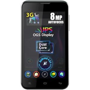 Telefon mobil Dual-Sim Allview Alldro P5, Negru