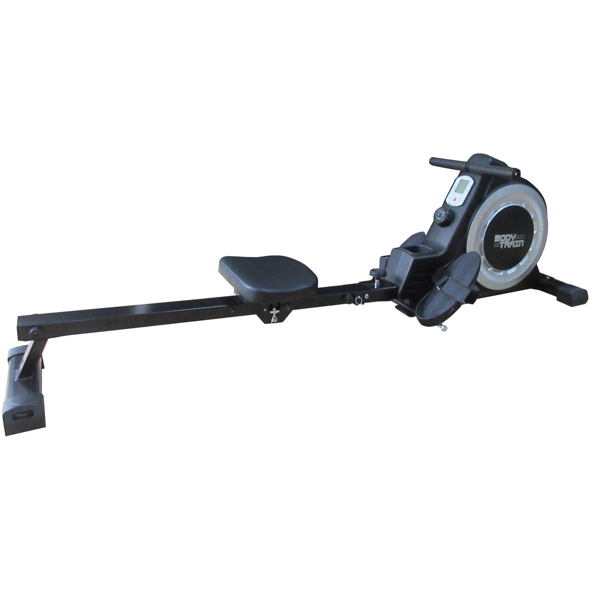 Fotografie Aparat de vaslit pentru fitness, magnetic, volanta 3 kg, greutate maxima utilizator: 100 kg