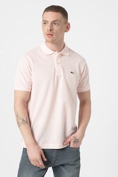 Lacoste, Normál fazonú galléros piképóló, Halvány rózsaszín