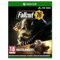 Fallout 76 Wastelanders Xbox One Játékszoftver