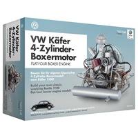 Franzis 1670380 Franzis 4 hengeres boxermotor Volkswagen Bogár