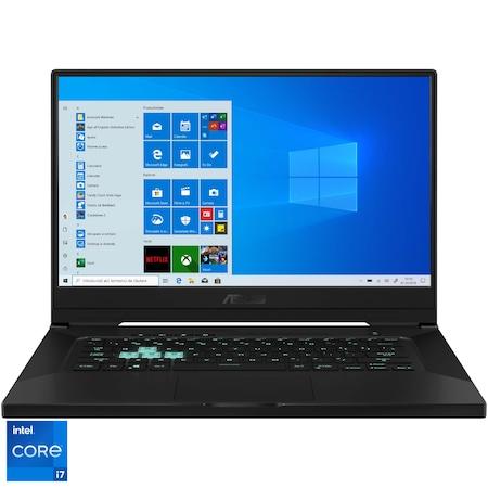 "Laptop Gaming ASUS ASUS TUF Dash F15 FX516PR cu procesor Intel® Core™ i7-11370H pana la 4.80 GHz, 15.6"", Full HD, 240Hz, 16GB, 1TB SSD, NVIDIA® GeForce RTX™ 3070 8GB, Windows 10 Home, Eclipse Gray"