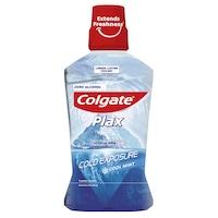 Вода за уста Colgate Cold Exposure, 500 мл