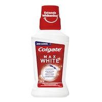 Вода за уста Colgate Max White Expert, 250 мл