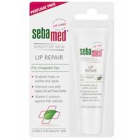 Crema dermatolgica reparatoare Sebamed pentru buze crapate, 10 ml
