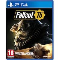 Fallout 76 Wastelanders PlayStation 4 Játékszoftver