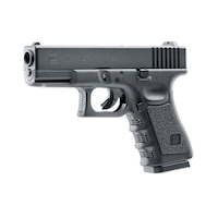 Pistol Airsoft CO2 Glock 19 Upgraded 3J, Umarex, + co2 cadou