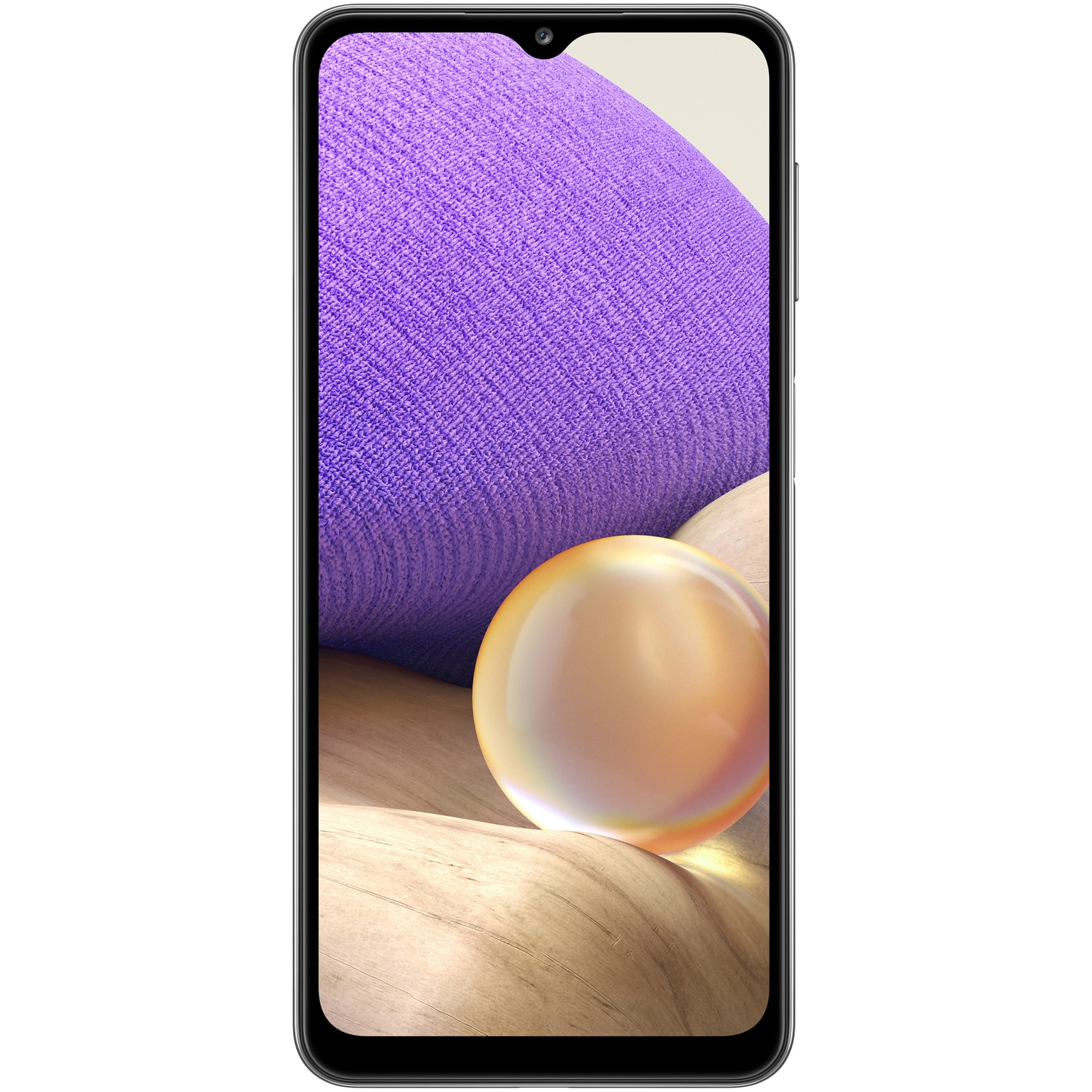 Fotografie Telefon mobil Samsung Galaxy A32, Dual SIM, 64GB, 5G, Awesome Black