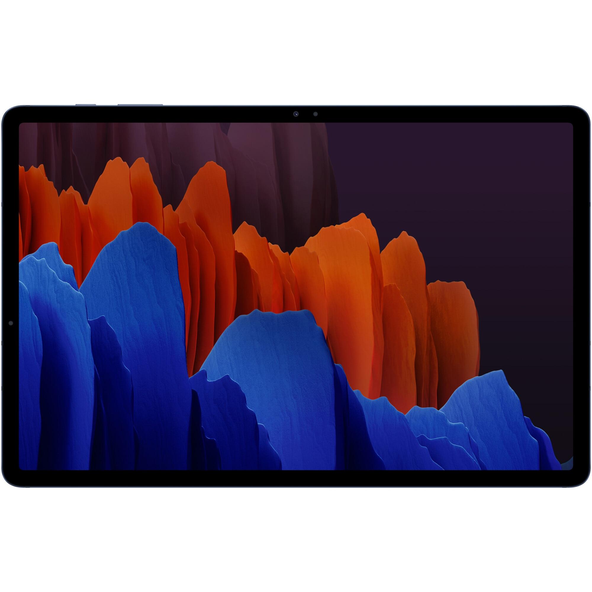 """Fotografie Tableta Samsung Galaxy Tab S7 Plus, Octa-Core, 12.4"""", 6GB RAM, 128GB, Wi-Fi, Mystic Navy"""