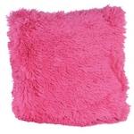 Калъфка GMM Group, За декоративна възлгавничка, Мека, Размер 40 х 40 см, Розов