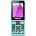 Мобилен телефон MaxCom MM139, Dual SIM, Blue