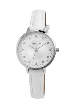 Fehér színű Excellanc karóra exkluzív számlappal EX189039TR