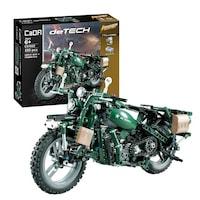 Double Eagle Cada távirányítós építőkészlet world war II katonai motor