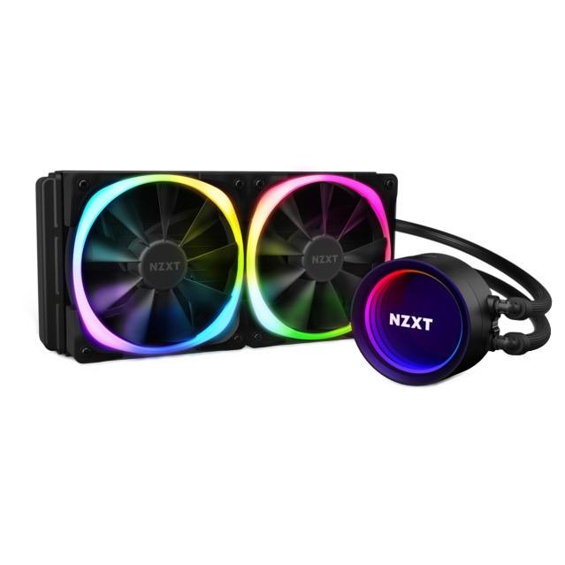Fotografie Cooler Procesor NZXT Kraken X53 RGB, compatibil AMD/Intel