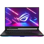 "Laptop Gaming ASUS ROG Strix SCAR 17 G733QM cu procesor AMD Ryzen™ 7 5800H pana la 4.40 GHz, 17.3"", WQHD, 165Hz, 16GB, 512GB SSD, NVIDIA® GeForce RTX™ 3060 6GB, Free DOS, Black"