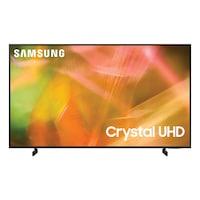 Samsung UE43AU8002KXXH Smart LED Televízió, 108 cm, 4K Ultra HD, Crystal UHD