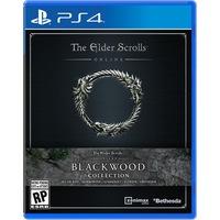 The Elder Scrolls Online Blackwood Collection PlayStation 4 Játékszoftver