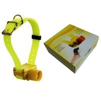 Електронен нашийник за лов,Бийпър, водоустойчив,жълт