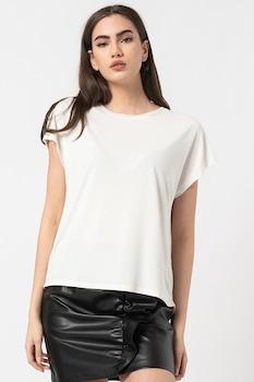 Only, Free bő fazonú modáltartalmú póló, Törtfehér