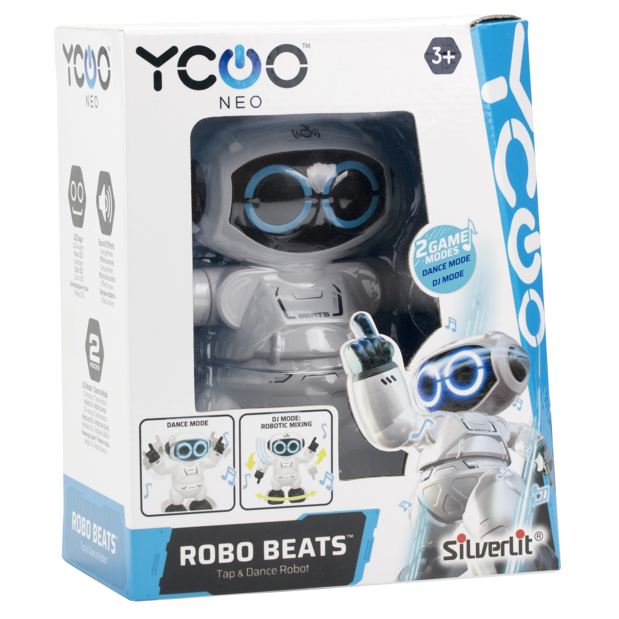 Fotografie Robot interactiv Silverlit YCOO - Robo Beats