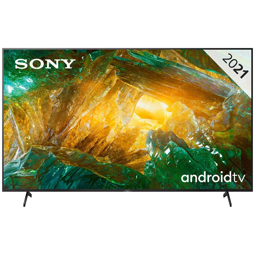 Fotografie Televizor Sony 85XH8096, 214.8 cm, Smart Android, 4K Ultra HD, LED, Clasa G