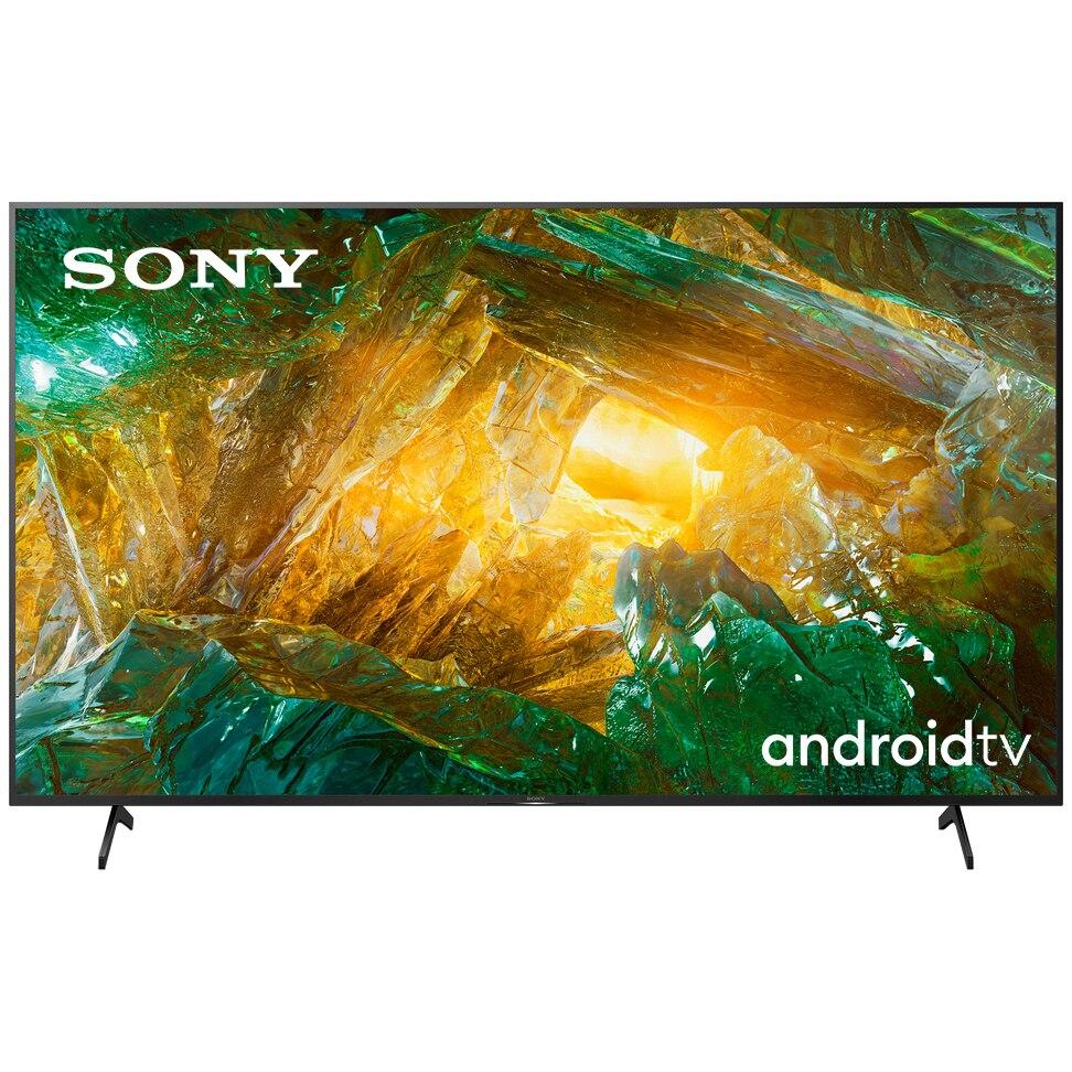 Fotografie Televizor Sony 75XH8096, 189.3 cm, Smart Android, 4K Ultra HD, LED, Clasa G