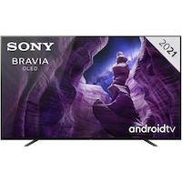 "Телевизор Sony 55A8, 55"" (138.8 см), Smart Android, 4K Ultra HD, OLED"