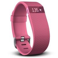 Fitbit Charge HR aktivitásmérő, Kicsi, Rózsaszín