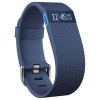 Fitbit Charge HR aktivitásmérő, Kicsi, Kék