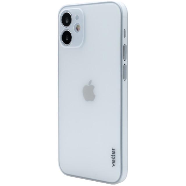 Fotografie Husa de protectie Vetter pentru iPhone 12 Mini, Clip-On, Ultra Thin Air Series, Transparent