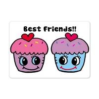 Best Friends Forever 11422 hűtőmágnes