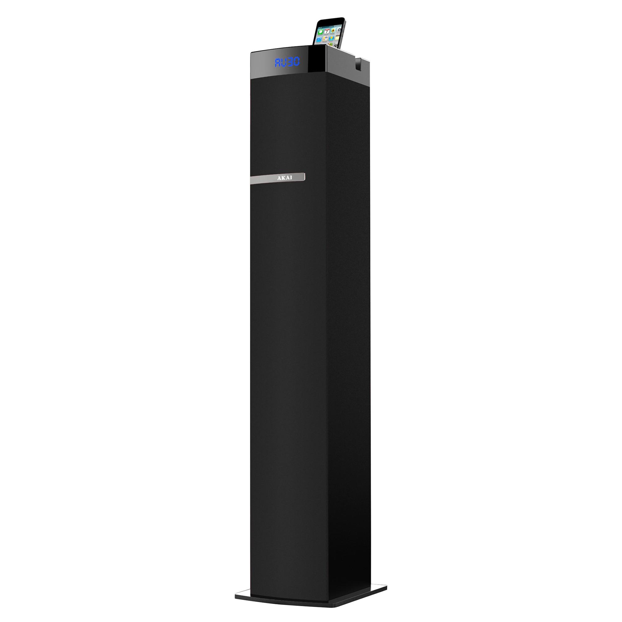 Fotografie Boxa activa Akai SS026A-KASTOR, 2 х 40 W, Bluetooth