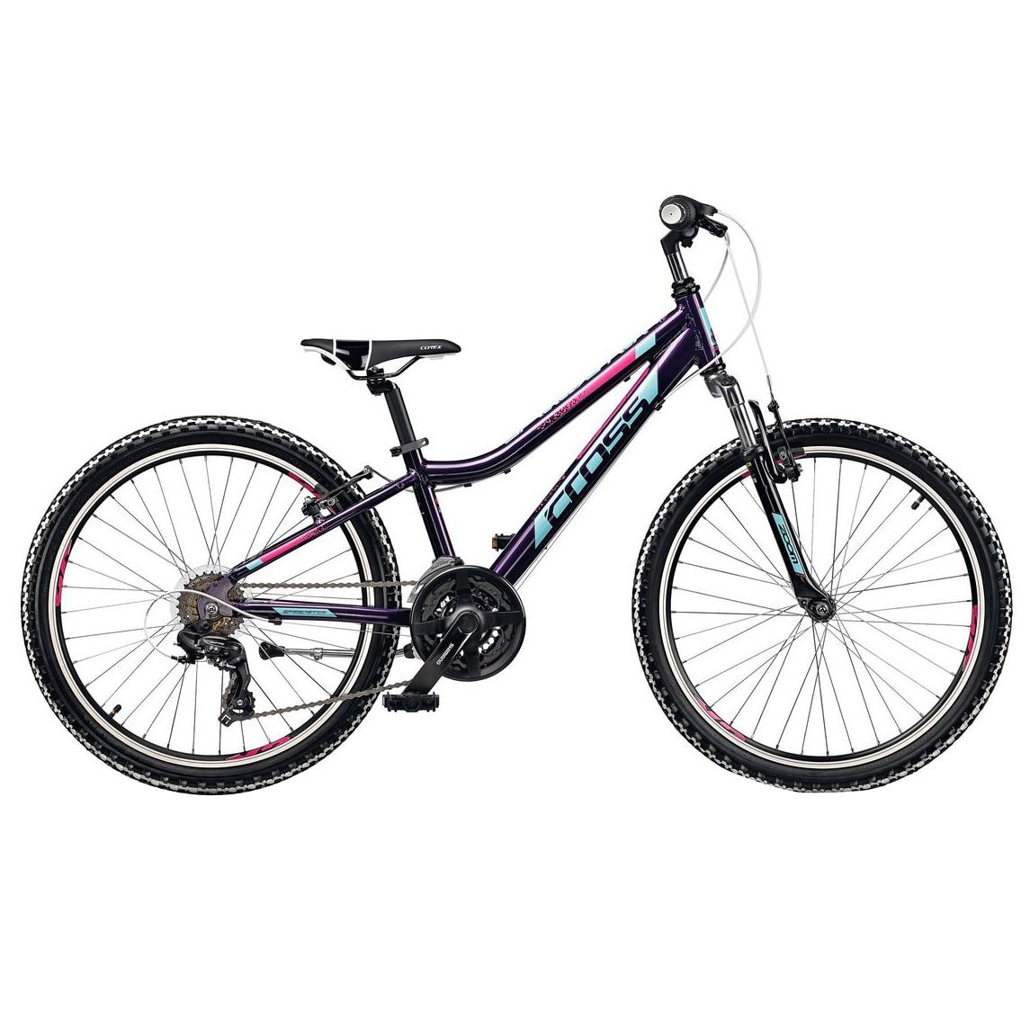 Fotografie Bicicleta Cross Speedster Girl 24'' pentru copii, 30cm