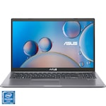 "Laptop ASUS X515MA cu procesor Intel® Celeron® N4020 pana la 2.80 GHz, 15.6"", HD, 4GB, 256GB SSD, Intel® UHD Graphics 600, Free DOS, Slate Grey"