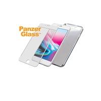 Стъклен протектор и кейс PanzerGlass за Apple iPhone 6/6s/7/8, Case Friendly, Бял