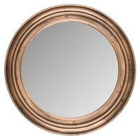 Felis Fali tükör, kerek, 55cm, bronz