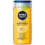 Душ гел Nivea Men Active Energy, 250 мл