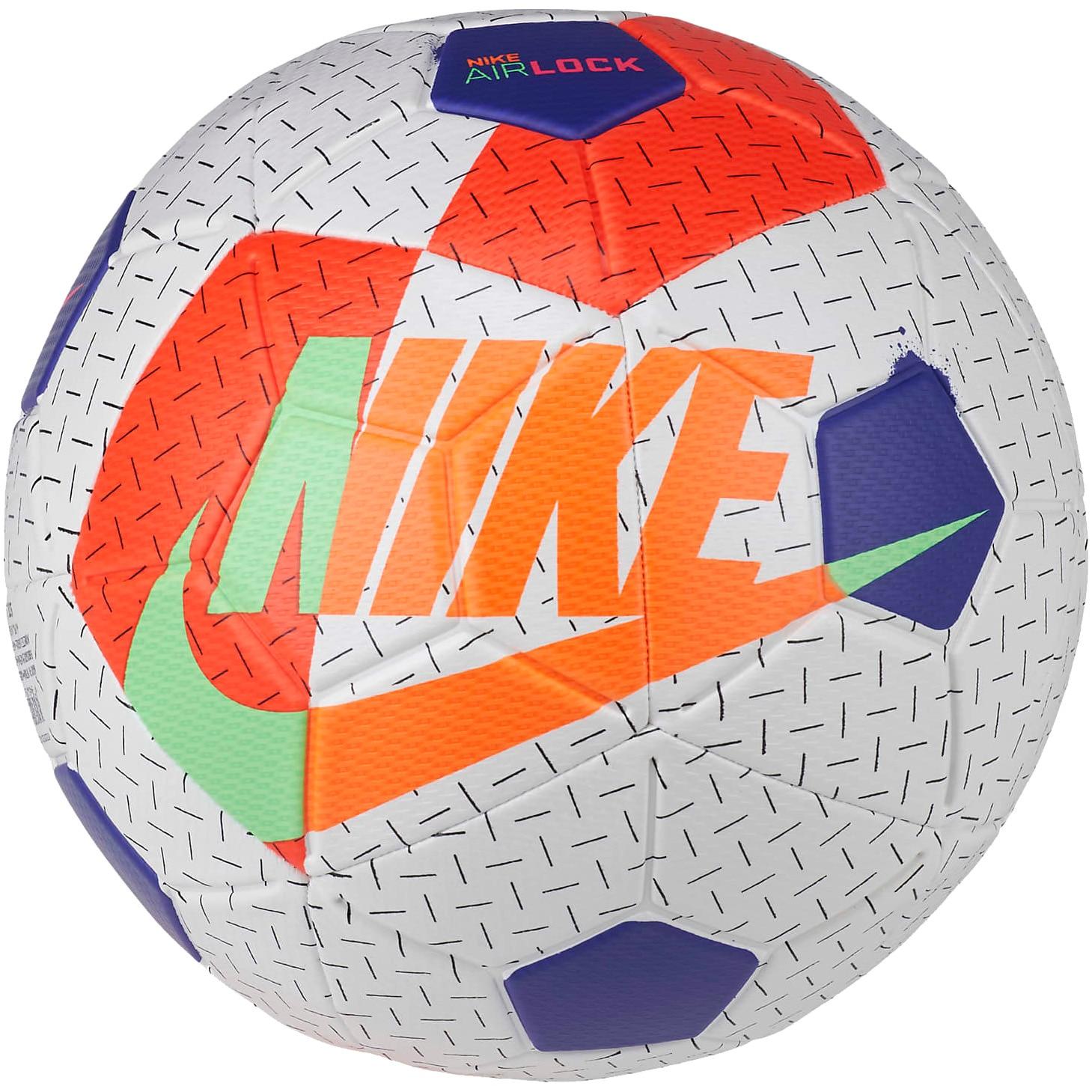 Fotografie Minge fotbal Nike Airlock Street X, White/Multicolor, 5