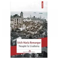 Noapte la Lisabona - Erich Maria Remarque, román nyelvű köny - Polirom